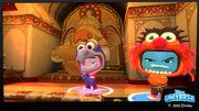 Du muppets gonzo animal framed