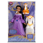 Jasmine Singing Doll and Costume Set Boxed