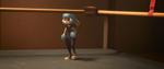 Judy siap-siap
