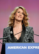 Laura Dern speaks at PSIFF