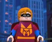 Lego Meta Man
