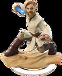 Obi-Wan DI Figurine