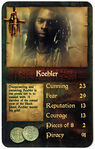 Pirates Of The Caribbean - Top Trumps Card