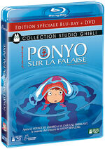 Ponyo French Blu-Ray 2