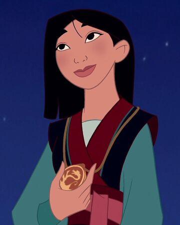 Fa Mulan Disney Wiki Fandom