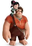 Ralph und Vanellope