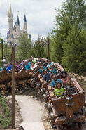 Seven Dwarfs Mine Train 01