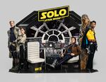 Solo Standee