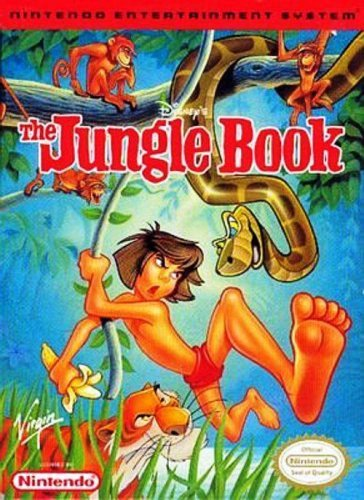 The Jungle Book Cartoon Video