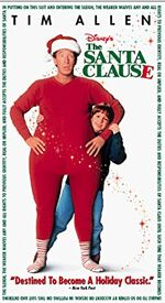 The Santa Clause VHS