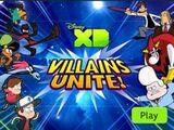 Disney XD Villains Unite!