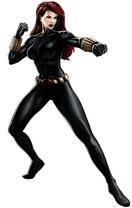 ViudaNegra clásica MarvelAvengersAlliance