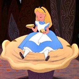 Wonderland Paddenstoelen