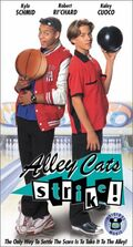Alley Cats Strike! VHS