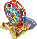 Ba-mickeys fun wheel