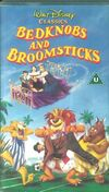 Bedknobs And Broomsticks (1992 UK VHS)