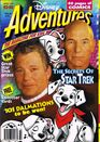 Disney adventures magazine australian cover april 1995 star trek