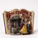 Disney traditions jim shore princess snow white storybook figurine