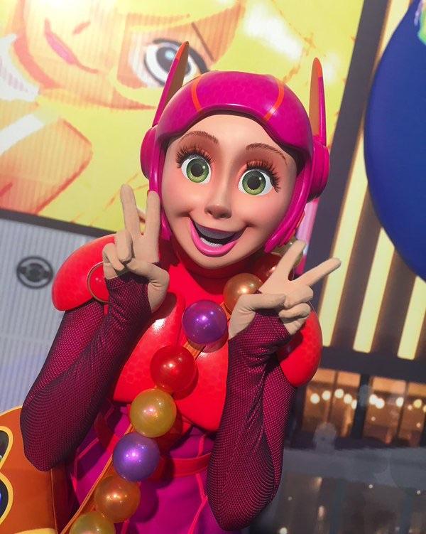 Honey Lemon from Disney's BIG HERO 6 by princekido on DeviantArt