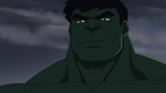 Hulk Stare Agents of SMASH