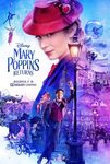 Mary Poppins Returns Dolby poster