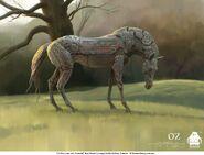 Sawhorses