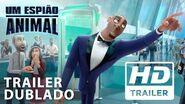 Um Espião Animal Trailer Oficial 2 Dublado HD