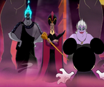 Mickey's House of Villains (166)