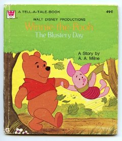 Winnie the Pooh the blustery day