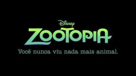 Zootopia - Teaser Trailer Oficial - 18 de Fevereiro nos Cinemas