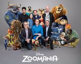 Zootopia directors, producer, and German cast