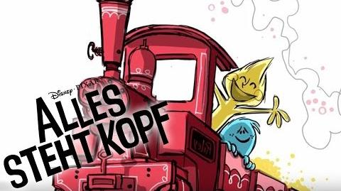 ALLES STEHT KOPF - Bonus Clip Petes Erleuchtung Disney HD