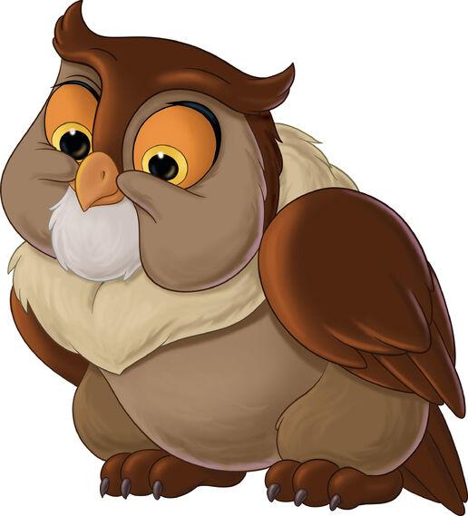Friend owl disney wiki fandom powered by wikia friend owl voltagebd Choice Image