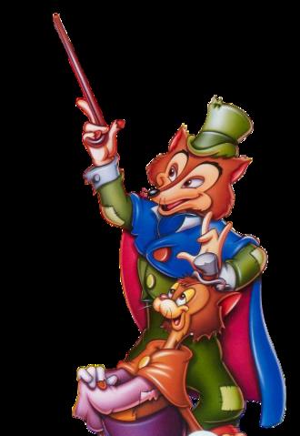 Il Gatto E La Volpe Disney Wiki Fandom Powered By Wikia