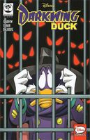 Darkwing Duck JoeBooks 2 cover