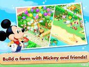 Disney dream island tutorial 2