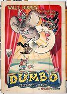 Dumbo ital poster