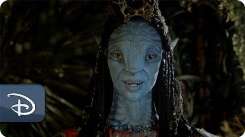 First Look at The Na'vi River Journey Shaman