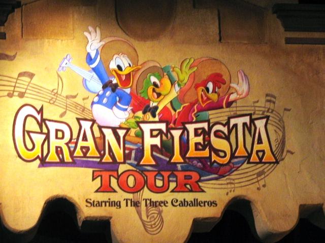b44f8890982 Gran Fiesta Tour Starring The Three Caballeros
