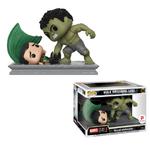 Hulk Smashing Loki POP