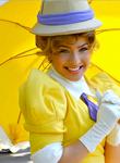 Jane parque Disney