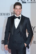 Jeremy Jordan 66th Tonys