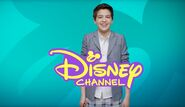 Joshua Rush Disney Channel Wand ID