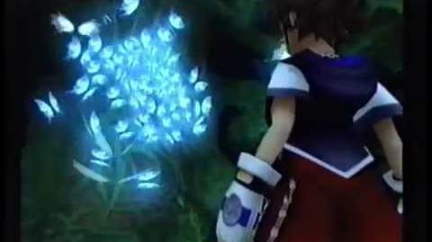 Kingdom Hearts (2002) Promo (VHS Capture)