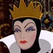 La Reina Grimhilde perfil