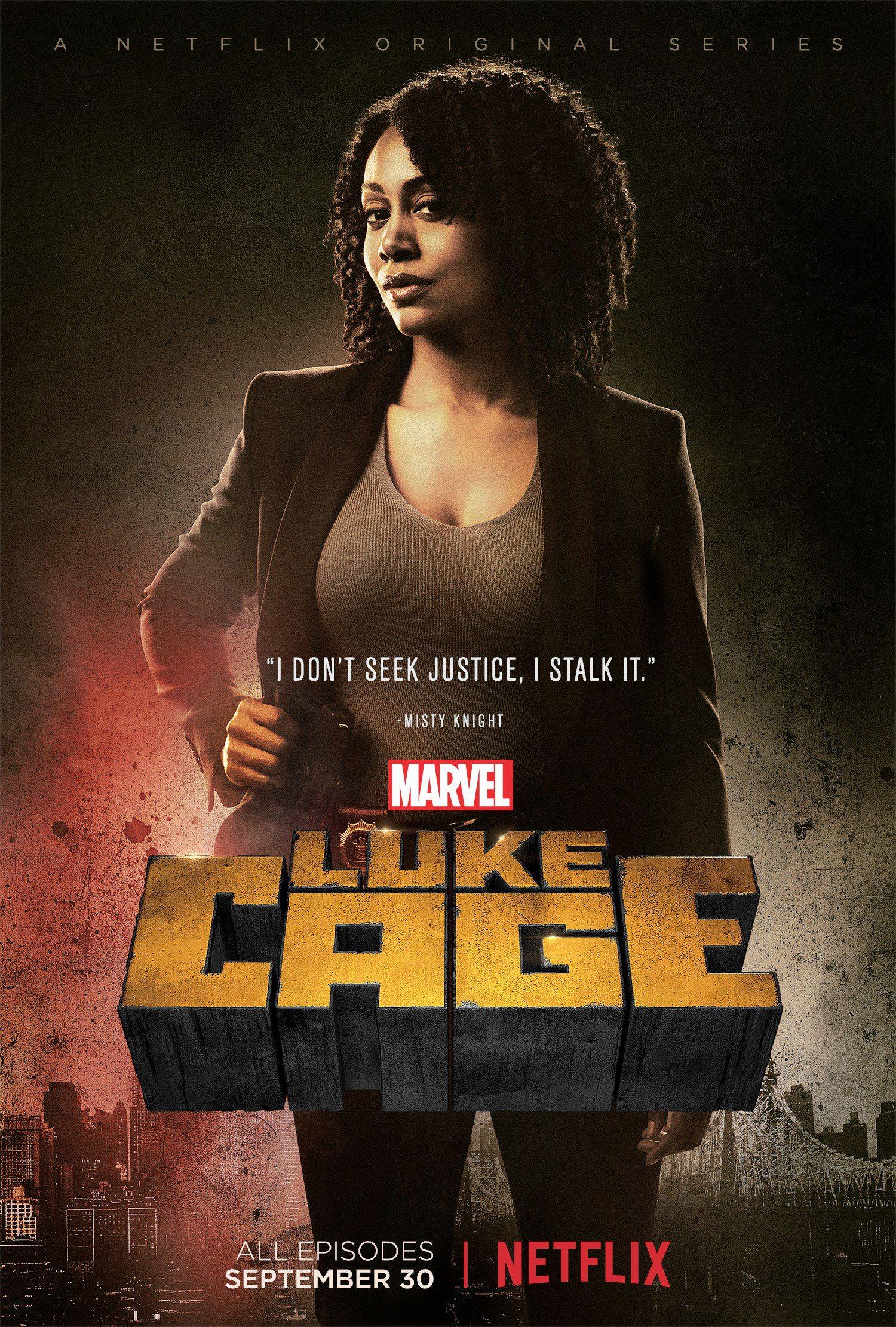 Image result for luke cage poster