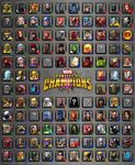 MCOC Roster 9.4.17