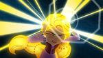 Magische Strahlen Rapunzels Haar