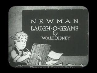 Newman Laugh-O-Gram