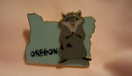 Oregon Pin